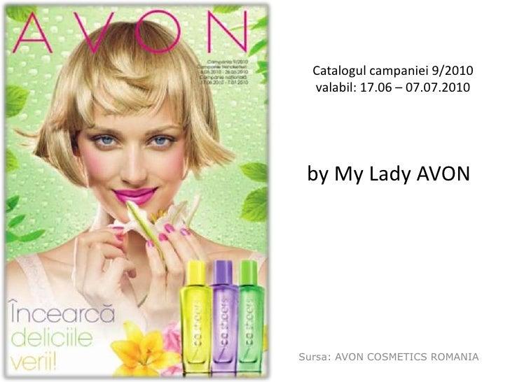 Catalogul campaniei 9/2010