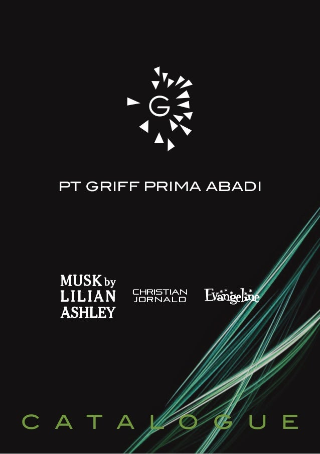 Catalog usaha parfum original MUSK by LILIAN ASHLEY & Christian Jornald & Evangeline