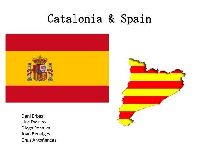 Catalonia & Spain