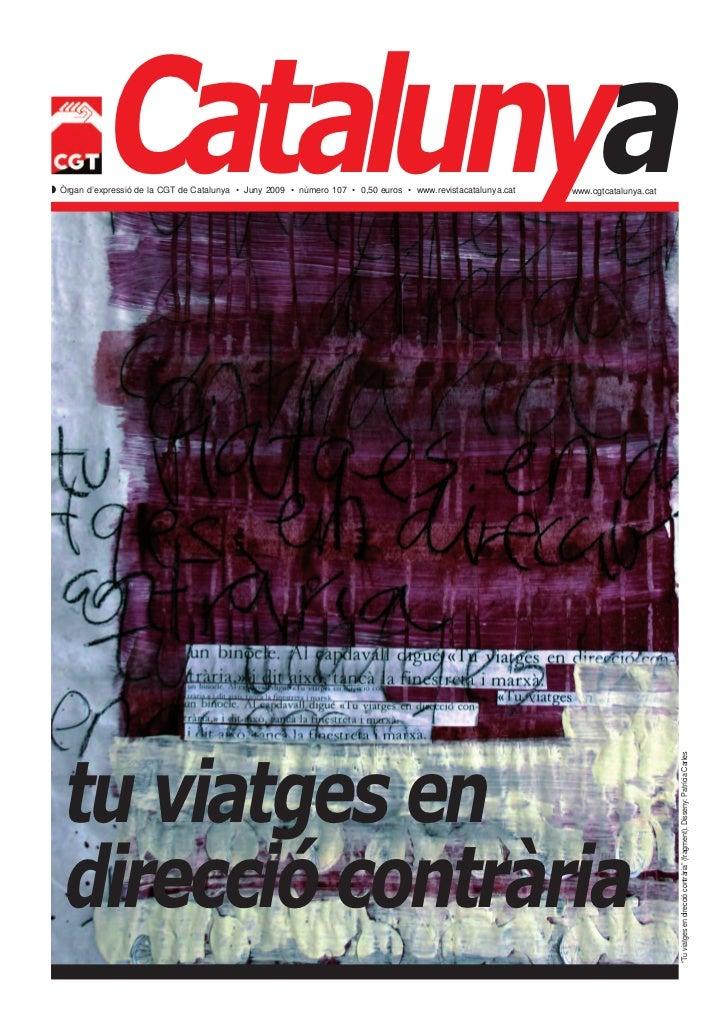 Catalunya 107 juny 2009