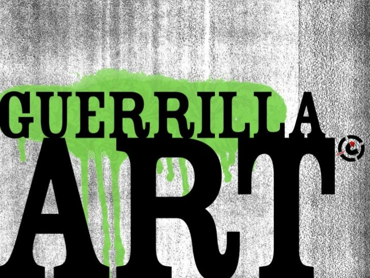 Interactive art as Activism