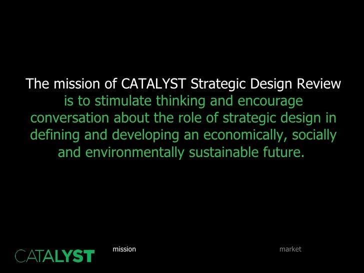 CATALYST Marketing Plan