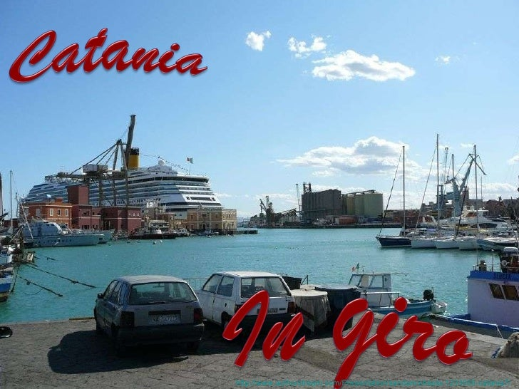 In giro per Catania