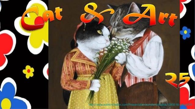 Cat & Art 25