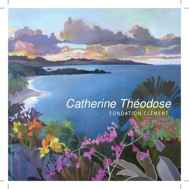 Catalogue de l'exposition Deux de Catherine Théodose