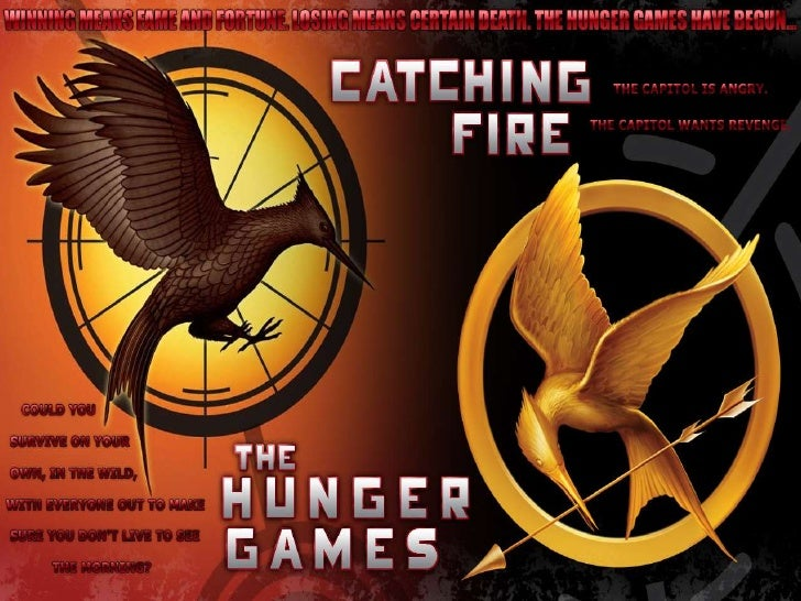 catching fire book report Catching fire is a 2009 science fiction young adult novel by the american novelist suzanne collins, the second book in the hunger games trilogy.