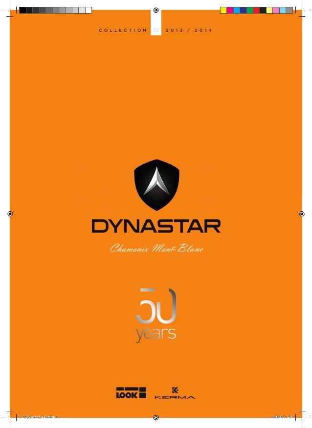 Catálogo Dynastar 1314