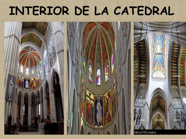 INTERIOR DE LA CATEDRAL<br />