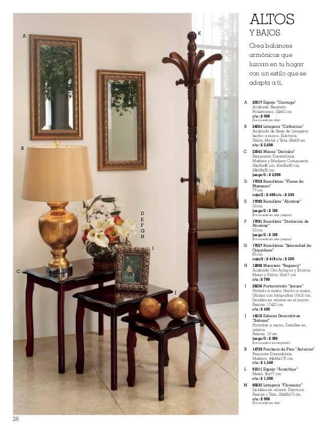 Home Interior Catalogo 2018 Picture