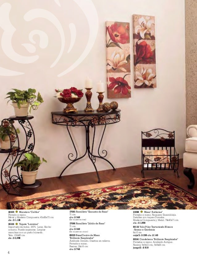 Catalogo De Home Interiors 2009