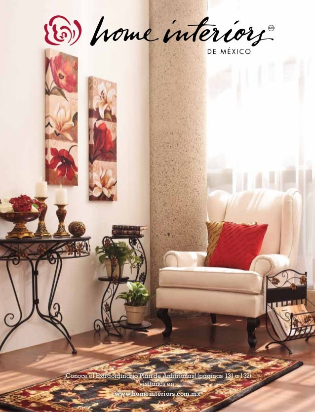 Catalogos De Home Interiors Usa Home Interiors Enero 2013