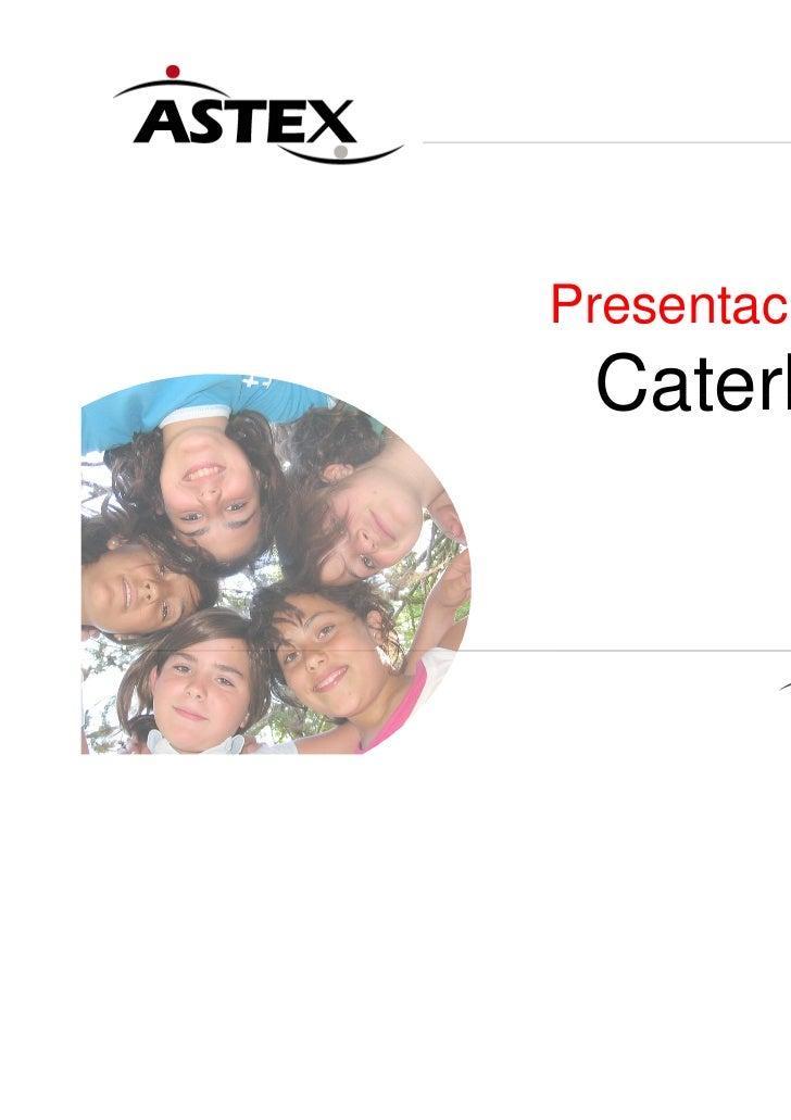 Presentación de Caterham