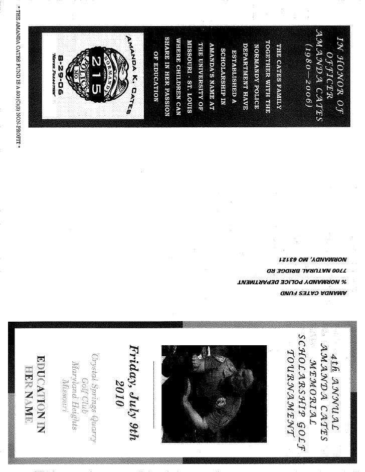Cates flyer