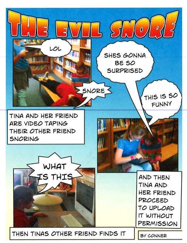 Mrs. Cates: Tina's Scenario