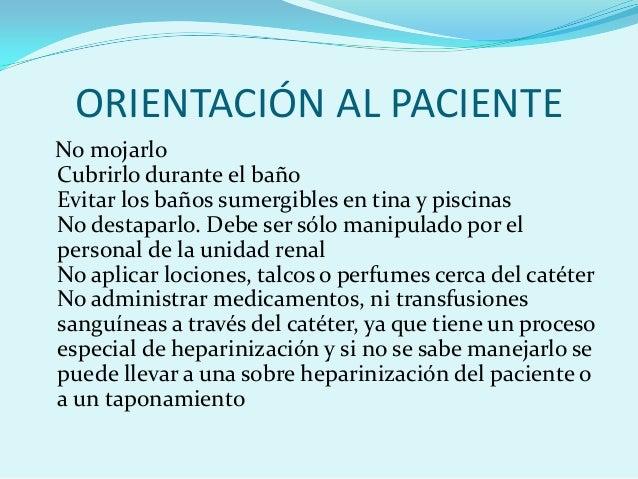 Baño En Tina Del Paciente:orientación al pacienteno mojarlocubrirlo durante el bañoevitar los