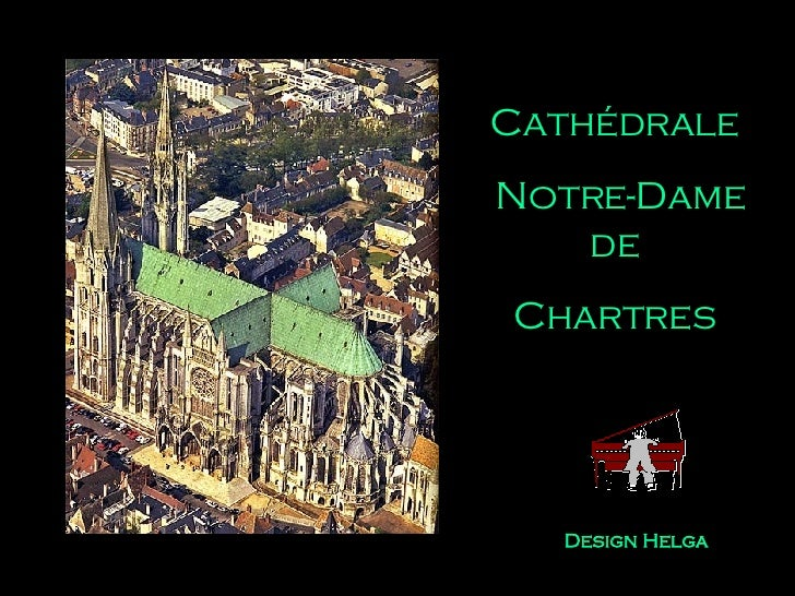 Cathedral De Chartres