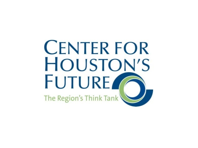 Catherine Mosbacher with the Center for Houston's Future