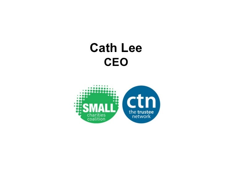 Cath Lee CEO