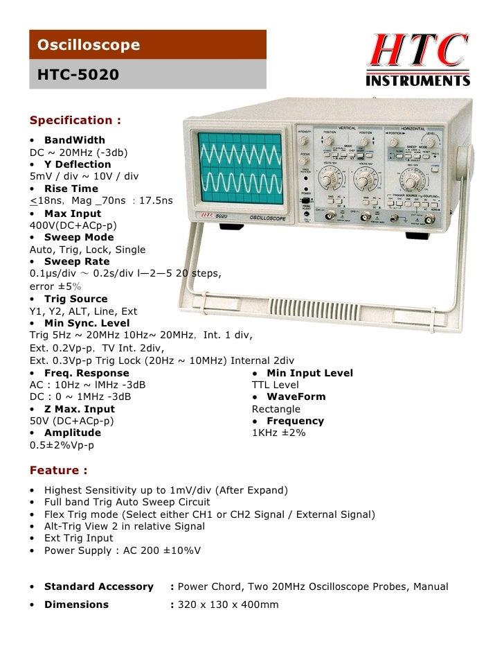 Cathode Ray Oscilloscope : Cathode ray oscilloscope cro m hz