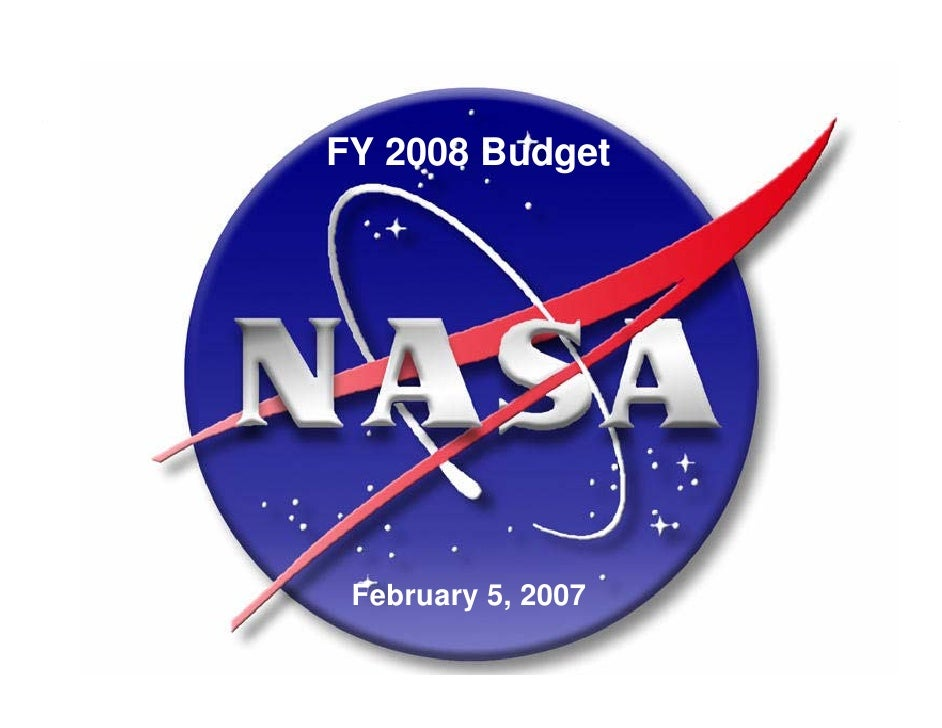 FY 2008 Budget February 5, 2007                    1