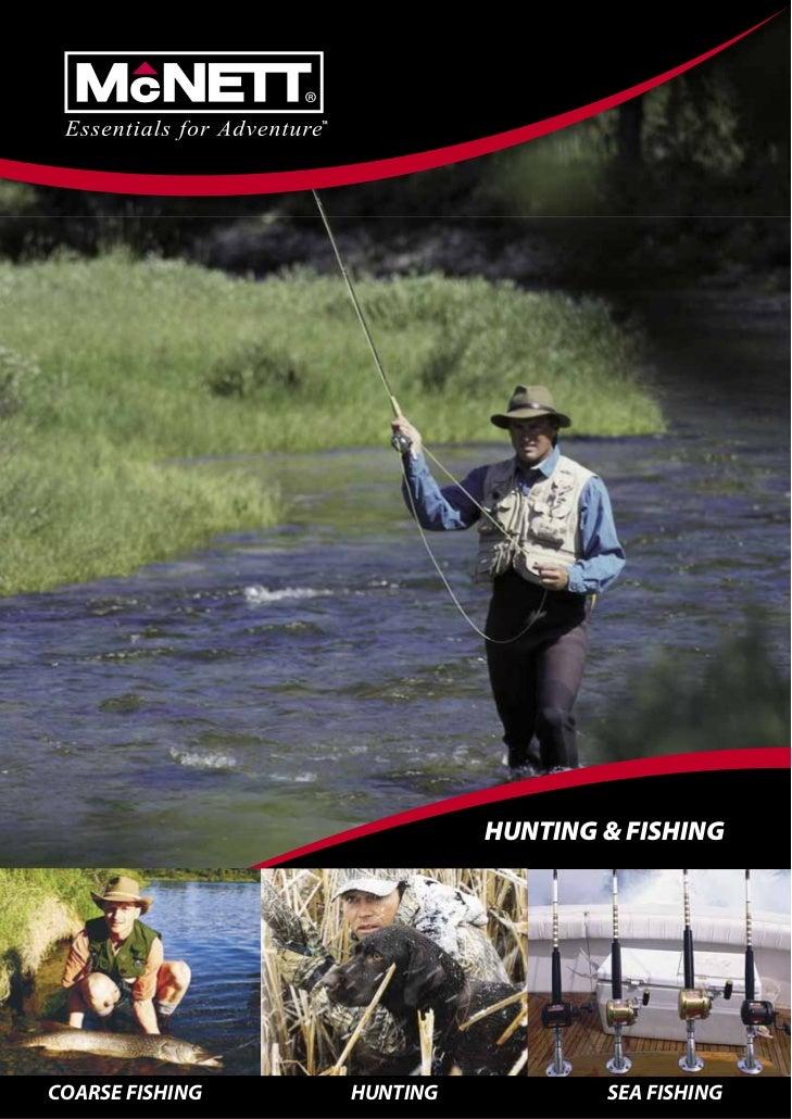 HUNTING & FISHING                            SCUBA DIVING & WATERSPORTSCOARSE FISHING   HUNTING               SEA FISHING ...