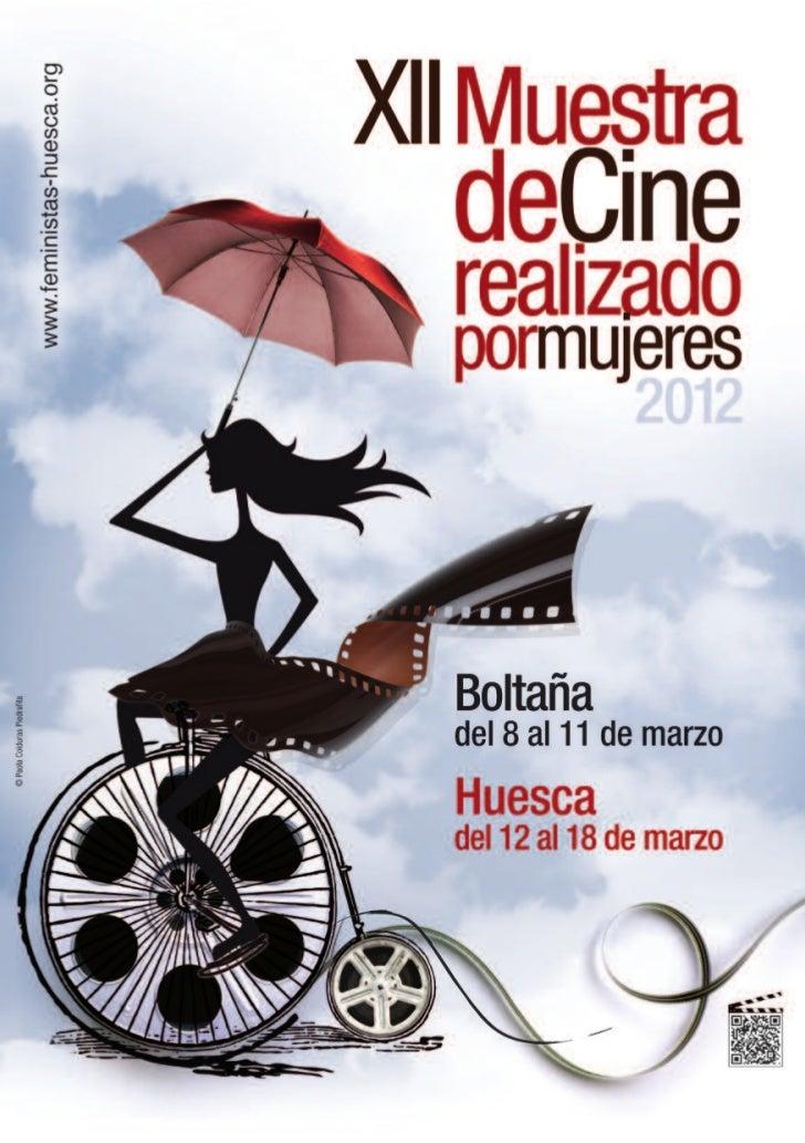 Catálogo cine mujeres huesca 2012