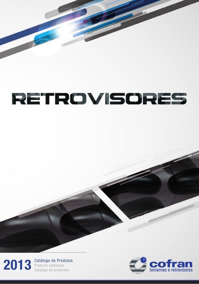 Catálogo cofran retrovisores