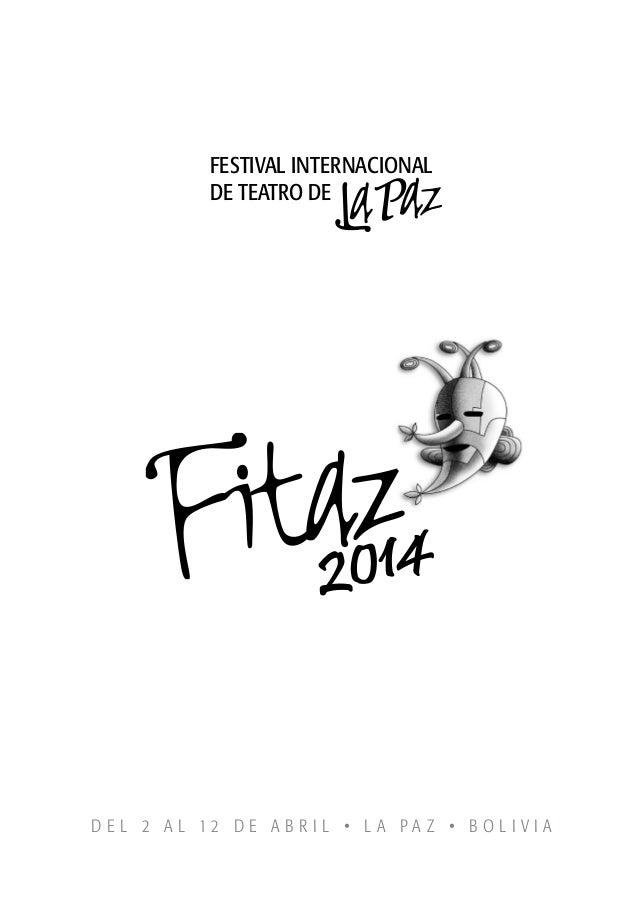 Catálogo de la grilla fitaz 2014