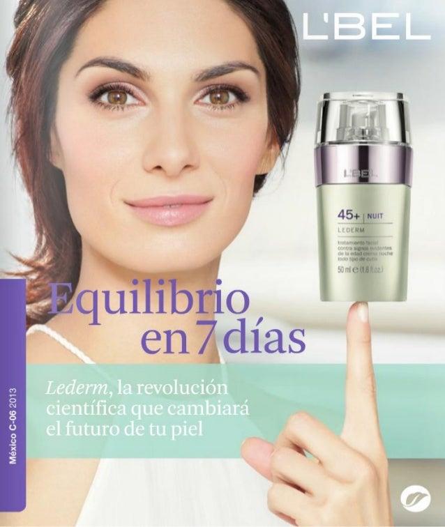 Catálogo Lbel México 06