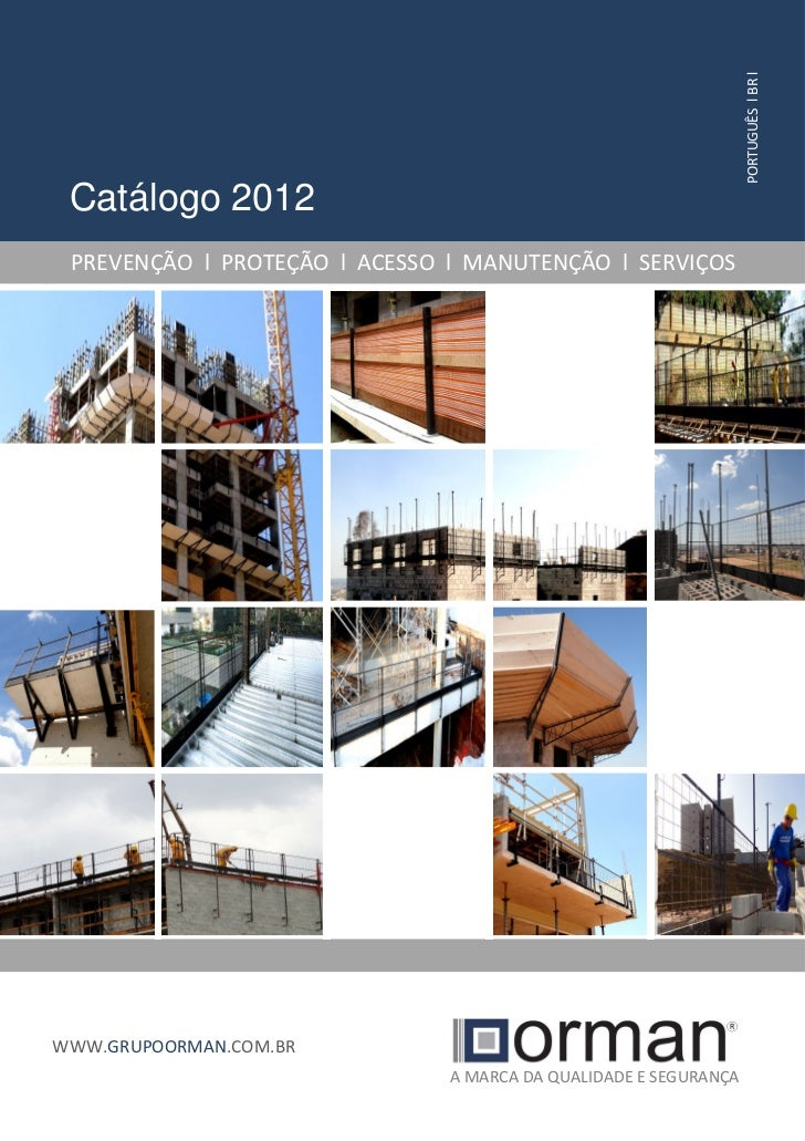 Catálogo orman 2012
