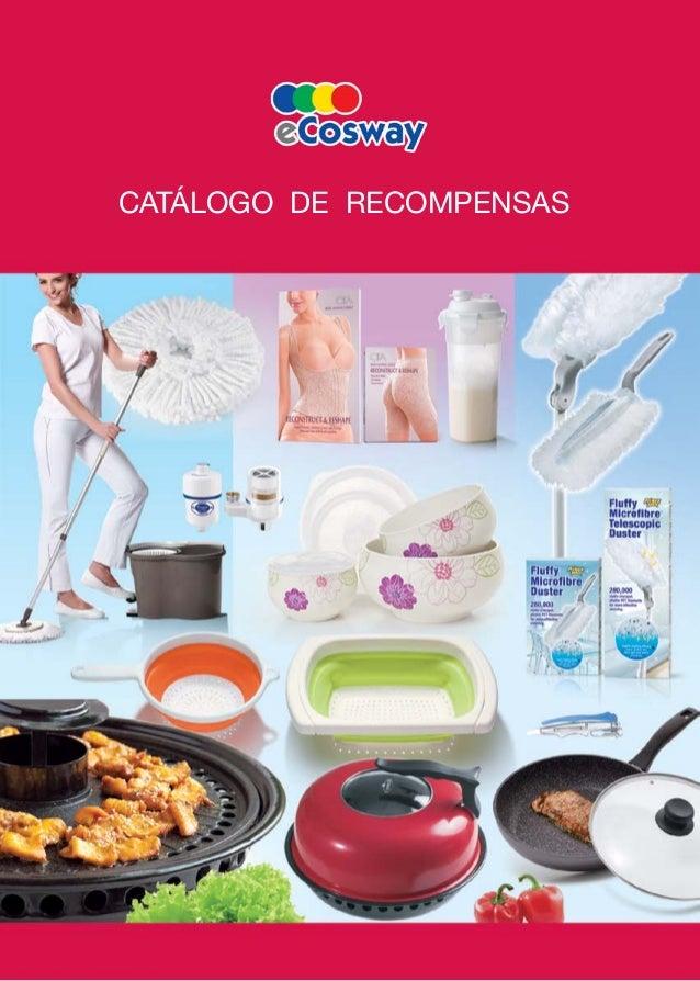 CATÁLOGO DE RECOMPENSAS