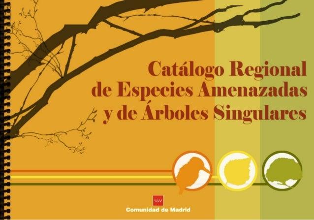 © Edita: Consejería de Medio Ambiente y Ordenación del Territorio Texto, cartografía, diseño, maquetación y edición digita...