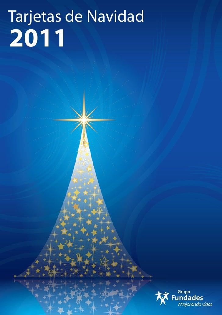 Cat logo tarjetas de navidad fundades 2011 - Tarjetas de navidad manuales ...