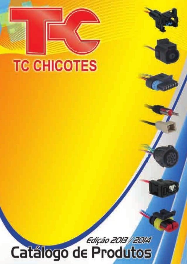 Catálogo tc chicote 2013