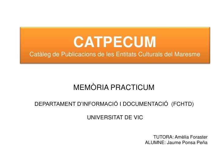 Catpecum