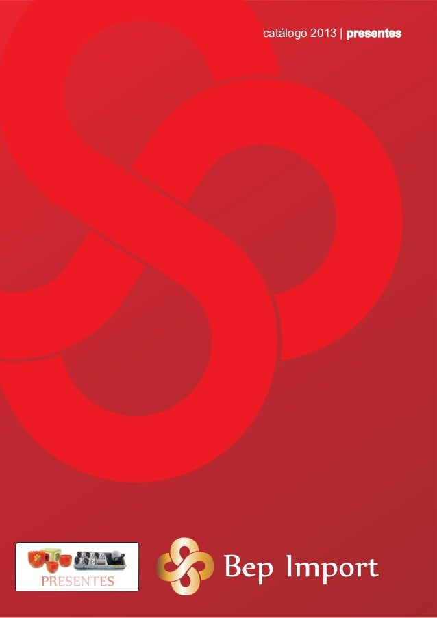 catálogo 2013 | presentesBep Import