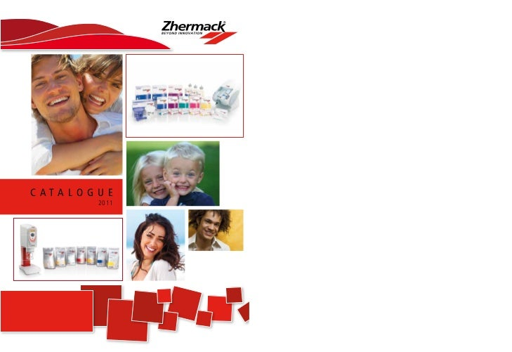 Zhermack Product catalogue 2011-2012 ENG