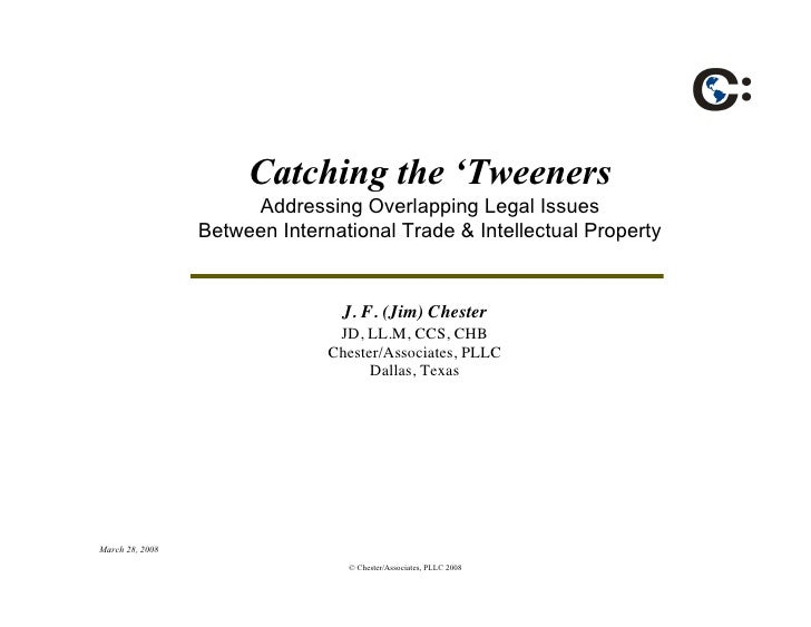 Catching the 'Tweeners                       Addressing