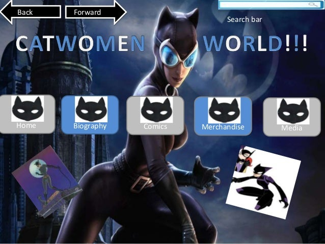 Catwomen world by