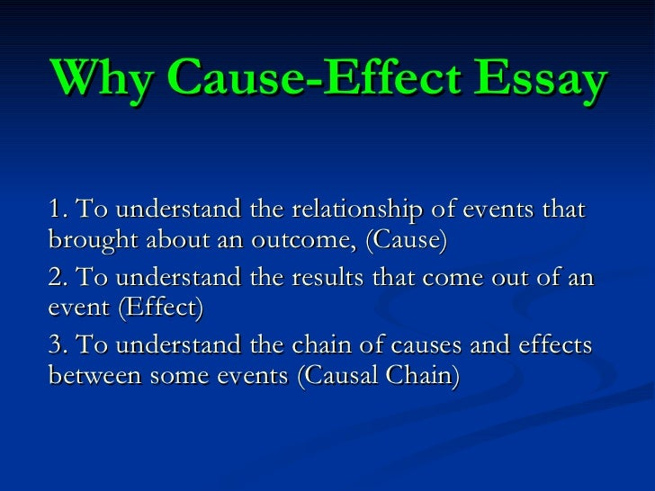 cause and effect of early marriage essay Open document below is a free excerpt of cause and effect essay on marriage from anti essays, your source for free research papers, essays, and term paper examples.