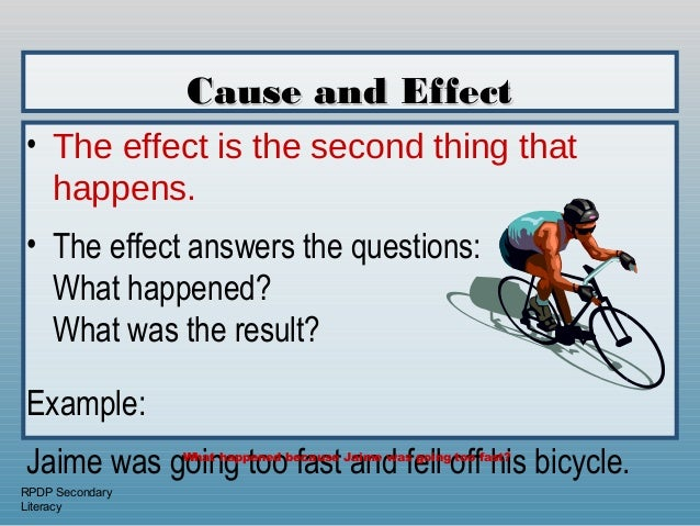 Cause And Effect Essays Sample