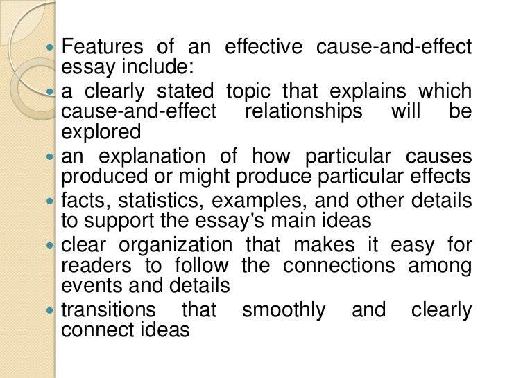 Distance education essay writing