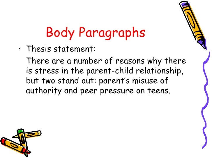 Good cause and effect thesis statements