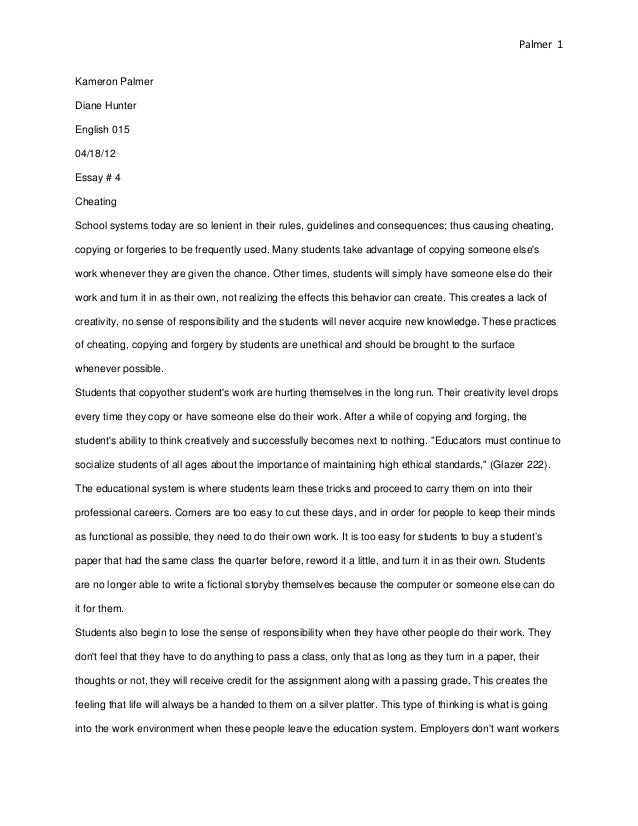 How to start a cause and effect essay
