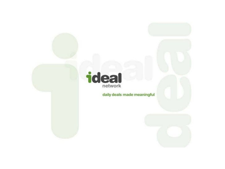 Ideal Network - Cause Partners PowerPoint