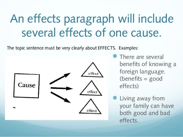 a cause and effect essay should not include a 80 good cause and effect essay topics – students' choice which might become great cause and effect essay you should also review some cause and effect.