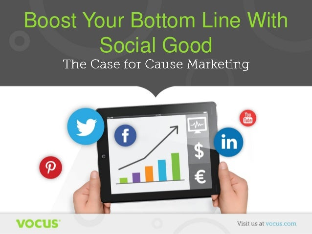 Boost Your Bottom Line With Social Good: The Case for Cause Marketing