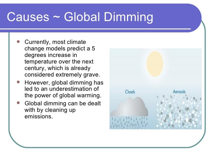 essay about global warming and climate change