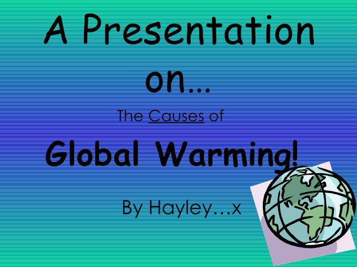 Write my essays on effects of global warming