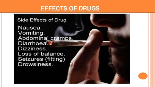 causes and effects of drugs abuse